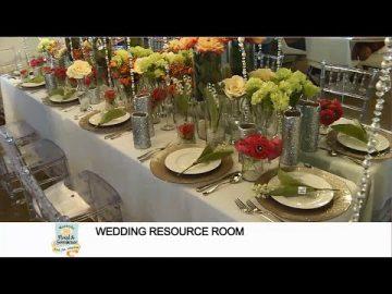 Talk a Walk Through Our Wedding Resource Room